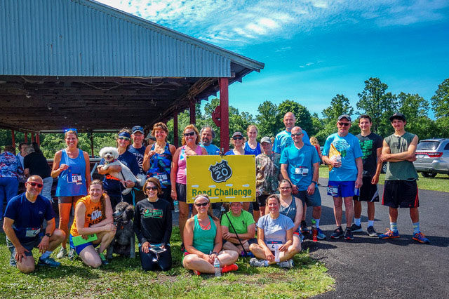 Race Results For The West Winfield 5K RUN / WALK FOR