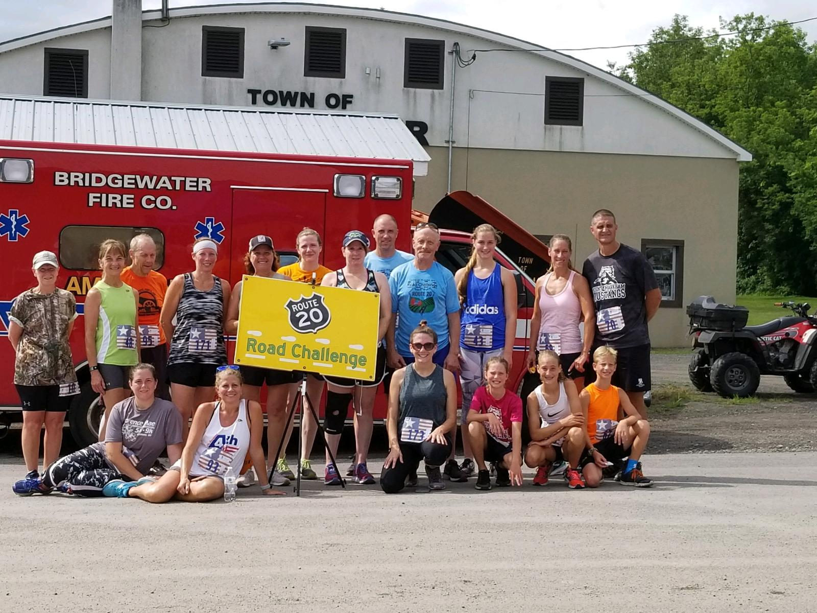 Believe 271 5K Run/Walk Results
