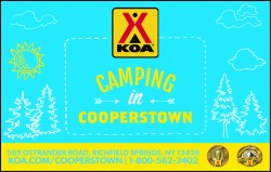 Cooperstown KOA Kampground