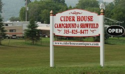 Cider House Campground