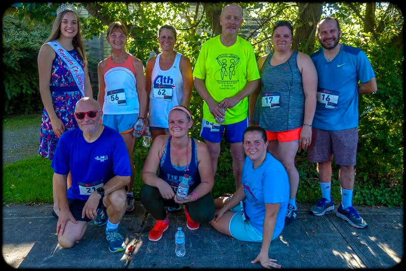 Results for the 2018 Mary Cleary Memorial 5K Run/Walk