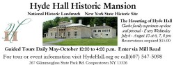 Hyde Hall Historic Mansion