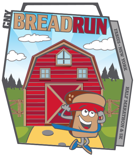 CNY Bread Run 1/2 Marathon & 5K