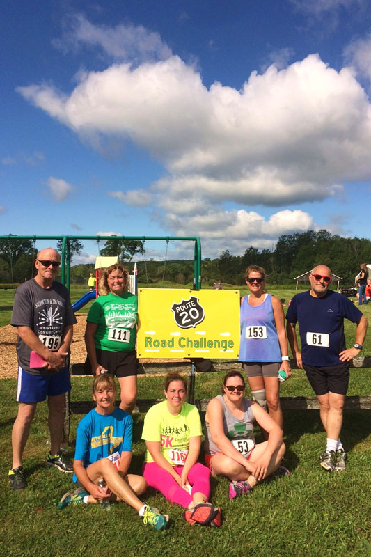 Race Results For MADISON COWNTY 5K RUN/WALK