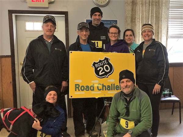 Welcome to the 2017 Route 20 Road Challenge Season