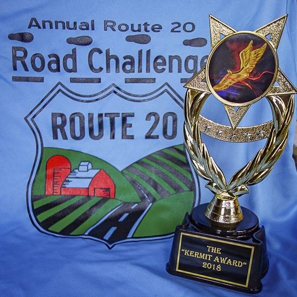 Route 20 Road Challenge held first ever recognition banquet