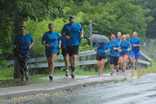 Relay celebrates 20 years of Route 20 Road Challenge