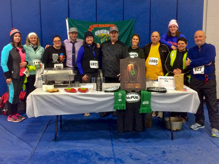 Results for The 2018 CHILLY CHILI 5K RUN/WALK